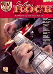 Hal Leonard Corporation Guitar Play Along 36 - Southern Rock + CD  vocal/guitar&tab