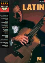 Easy Rhythm Guitar 5 - LATIN + CD
