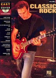Easy Rhythm Guitar  2 - CLASSIC ROCK + CD