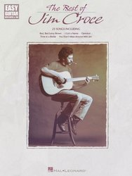 The Best of JIM CROCE - Easy Guitar with Notes & Tab