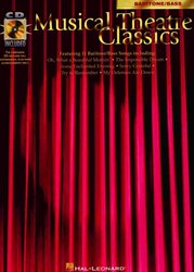 Musical Theatre Classics + Audio Onlione bariton/bass