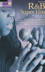 PRO VOCAL 6 -  R&B SUPER HITS FOR MALE + CD