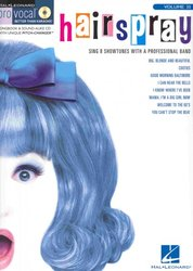 PRO VOCAL 30 - HAIRSPRAY + CD vocal/chords