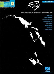 PRO VOCAL 43 - RAY CHARLES + CD men's edition