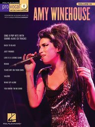 PRO VOCAL 55 - AMY WINEHOUSE + CD