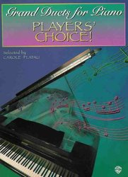 Grand Duets for Piano - PLAYERS' CHOICE !