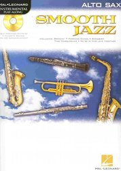 Hal Leonard Corporation SMOOTH JAZZ + CD / altový saxofon