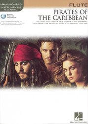 PIRATES OF THE CARIBBEAN + Audio Online / příčná flétna