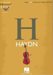 CLASSICAL PLAY ALONG 9 - HAYDN:  Cello Concerto in C Major, Hob. VIIb: I + CD / violoncell