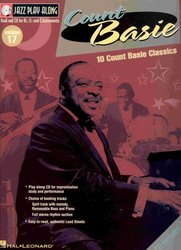 Hal Leonard Corporation JAZZ PLAY ALONG 17 - COUNT BASIE + CD
