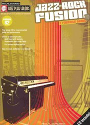 Hal Leonard Corporation JAZZ PLAY ALONG 62 - Jazz-Rock Fusion + CD