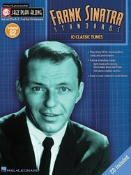Jazz Play Along 82 - Frank Sinatra Standards + CD