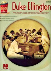 BIG BAND PLAY- ALONG 3 - DUKE ELLINGTON + CD / tenor saxofon