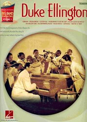 BIG BAND PLAY-ALONG 3 - DUKE ELLINGTON + CD / trombon (pozoun)