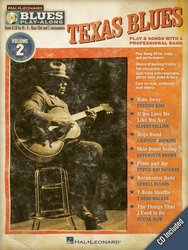 BLUES PLAY ALONG 2 - TEXAS BLUES + CD