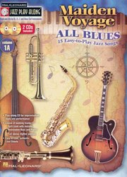 Hal Leonard Corporation JAZZ PLAY ALONG 1A - MAIDEN VOYAGE + 2x CD