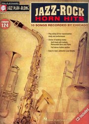 Jazz Play Along 124 - Jazz-Rock Horn Hits + CD