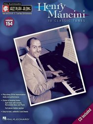 Jazz Play Along 154 - HENRY MANCINI + CD