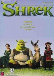 Cherry Lane Music Company SHREK  -  music from the original motion picture