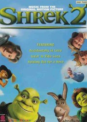 SHREK 2  -  EASY PIANO