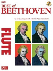 BEST OF BEETHOVEN + CD / příčná flétna