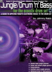 Jungle/Drum 'n' Bass for the Acoustic Drum Set + 2x CD