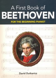 A First Book of BEETHOVEN - easy piano
