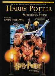 Warner Bros. Publications HARRY POTTER&THE SORCERER'S STONE - clarinet trios