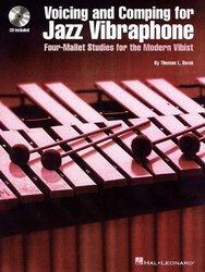 Voicing and Comping for Jazz Vibraphone + CD