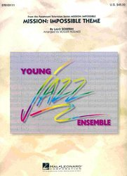 MISSION: IMPOSSIBLE THEME - Young Jazz Ensemble - grade 3