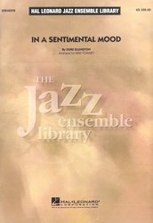 In a Sentimental Mood - Jazz Ensemble / partitura + party