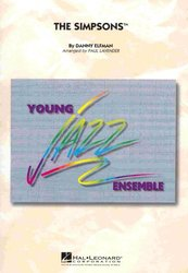 The Simpsons - Young Jazz Ensemble - grade 3