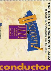Hal Leonard Corporation THE BEST OF DISCOVERY JAZZ (grade 1-2) / party (15 ks)