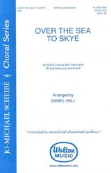 Hal Leonard Corporation OVER THE SEA TO SKYE /  SATB*
