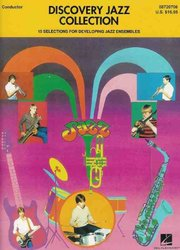 Hal Leonard Corporation DISCOVERY JAZZ COLLECTION (grade 1-2) / party (15 ks)