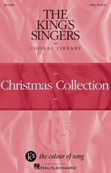 Hal Leonard Corporation The King's Singers - Christmas Collection / SATB a cappella (piano