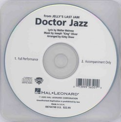 Doctor Jazz - ShowTrax CD