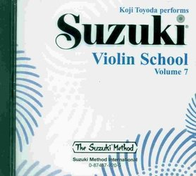 Suzuki Violin School CD 7