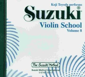 Suzuki Violin School CD 8