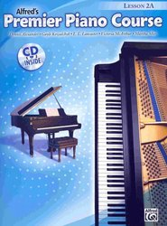 Premier Piano Course 2A - Value Pack (Lesson/Theory/Perfomance)