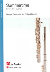 Hal Leonard MGB Distribution SUMMERTIME for Flute Quartet