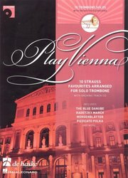 Play Vienna! + CD / trombon