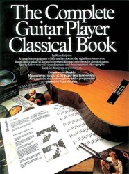 WISE PUBLICATIONS The Complete Guitar Player Classical Book + CD