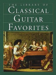 Amsco Publications The Library of Classical Guitar Favorites