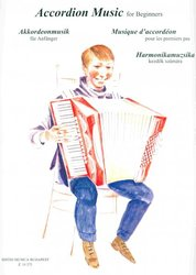 EDITIO MUSICA BUDAPEST Music P ACCORDION MUSIC FOR BEGINNERS