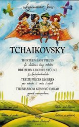 TCHAIKOVSKY - 13 easy pieces for string orchestra