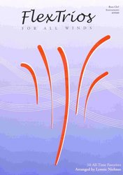Kendor Music, Inc. FLEXTRIOS FOR ALL WINDS - Bass Clef Instruments