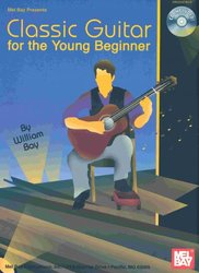 CLASSIC GUITAR FOR THE YOUNG BEGINNER + CD