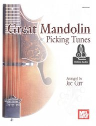 Great Mandolin Picking Tunes + Audio Online / mandolína + tabulatura