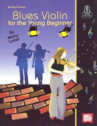 BLUES VIOLIN for the Young Beginner + Audio Online / housle